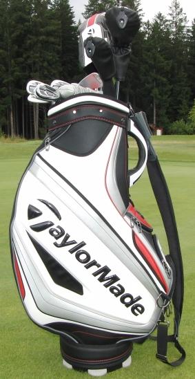 Nicole Gergely's Golf Bag