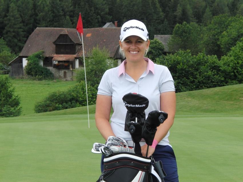 Golf Professional Nicole Gergely